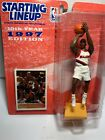 Starting Lineup Kenny Anderson 1997 Portland Trail Blazers Action Figure + Card