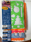 Fiskars shape templates Set Of 5 Most NIB