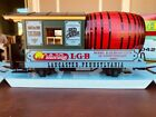 LGB G Scale 30421 Willow Valley PA LGB Model RR Club 15th Anniversary Car 1993