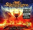 SILENT FORCE - RISING FROM ASHES CD NEW