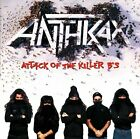 ANTHRAX - ATTACK OF THE KILLER BS CD NEW