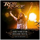 Rob Rock - The Voice Of Melodic Metal - Rob Rock CD NAVG The Fast Free Shipping