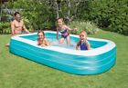 Intex Swim Center Family Inflatable Pool 120 X 72 X 22 10 Ft