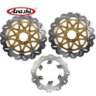 For DUCATI SL 900 SUPERLIGHT 900 1991 - 1997 1996 Front Rear Brake Disc Rotors