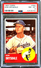 1963 Topps #360 Don Drysdale Dodgers PSA 8++ Centered