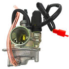 17mm Carburetor For 2 Stroke Honda Elite Dio Kymco SYM Moped Scooter 50cc Carb