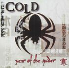 Cold - YEAR OF THE SPIDER- EXPLICIT - Cold CD 44VG The Fast Free Shipping