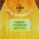 John Entwistle - Rigor Mortis Sets In - John Entwistle CD QQVG The Fast Free