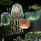 Modern 3D Glass Pendant Firework Stars Lights Ceiling Fixture Decor Lamp Shape