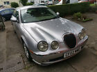 LARGER PHOTOS: Jaguar S type 2.5 V6 2002 Lots of paperwork, selling due to bereavement