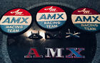 AMC AMX used emblems and new racing patches