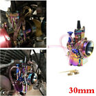 PWK 30mm Carburetor For 150cc 200cc Motorcycle Motorbike Dirt Bike ATV Scooter