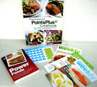 Weight Watchers PointsPlus Power Foods Kit guide book cookbook points plus