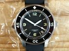 Homage Mens Naked Blancpain Fifty Fathoms Skin Divers Watch Box