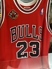 Michael Jordan Chicago BULLS Autographed Jersey Upper Deck (UDA) 11 Of 23 COA
