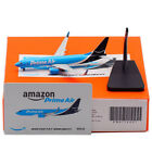 1400 JC Wings Amazon Prime Air Boing737 800 N5113A Diecast Models Aircraft