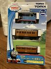 N Scale Tomix Thomas The Tank Engine Annie Clarabel DCC Installed