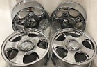 2000 2002 Ford F 150 Expedition Lincoln Navigator 17 OEM Chrome Wheels