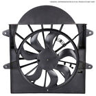 For Geo Metro  Suzuki Swift New Condenser Side Cooling Fan Assembly
