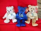 Ty PFC, Pompey, Premier beanie bears  see photo   FREE shipping