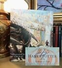 SIGNED 1ST EDITION of HARRY POTTER AND THE GOBLET OF FIRE J K ROWLING