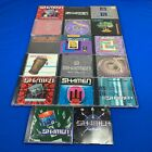 [TESTED] THE SHAMEN (17 CDs) LOT Collection - Boss Drum, Axis Mutatis, On Air