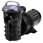 PENTAIR Dynamo Single Speed Pump for Pools 15 Horsepower For Parts
