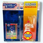 Starting Lineup Texas Rangers Will Clark Extended Series 1994 Edition