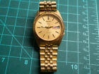 Seiko 5 Automatic Day Date Gold Bracelet 7S26-0224 TG 2