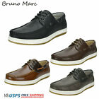 Bruno MARC Mens Casual Shoes Comfort Slip On Fashion Loafers Boat Shoes