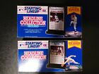 1992 MLB Kenner Starting Lineup Nolan Ryan Ryne Sandberg Headline Collection