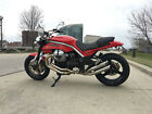 Moto Guzzi Griso 1200 8v MassMoto Exhaust Mid-System 2in2 Thesis Silencers New