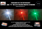 FIREHOUSE ARC V DRONE STROBE LIGHT MULTI COLOR DJI MAVIC AUTEL PARROT