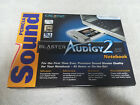 Creative Sound Blaster Audigy 2 ZS Notebook Sound Card PCMCIA 24 Bit THX
