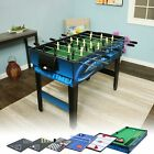 Sunnydaze 10 in 1 Multi Game Table Billiards Foosball Hockey Pool Air Hockey