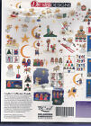 Kareen Taylersons Christmas Multi Format Machine Embroidery Designs CD