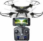 Holy Stone HS110 FPV Drone w 720P HD Live Video WiFi Camera 24GHz Race Drone