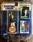 1993 Nolan Ryan Retirement Extended Starting Lineup with Acrylic Case