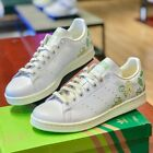 Adidas Originals Stan Smith OG Mens Athletic Tennis Shoes White Green Sneakers