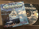 INSANIA WORLD OF ICE CD RARE FIRST PRESS