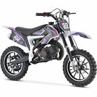 Mototec Demon Dirt Bike 50cc Purple WILL SELL OUT SOON