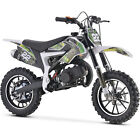 Mototec Demon Dirt Bike 50cc Green WILL SELL OUT SOON ORDER NOW