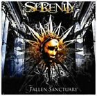 Serenity - Fallen Sanctuary - Serenity CD NYVG The Fast Free Shipping