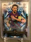 2020 Topps Lionel Messi Champions League Soccer Cards 16