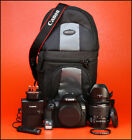Canon EOS 1300D DSLR Camera + EF-S 18-55mm IS II Zoom Lens Kit - Only 710 Shots