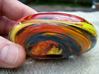 Beautiful Multi Colored End of Day Paperweight