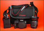 Canon EOS 100D DSLR Camera + EF-S 18-55mm III Zoom Lens Kit  -  Only 573 Shots