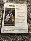 New Timeless Treasures Glory Quilted Wall Hanging Kit 25 Yards Nativity Scene