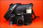 Canon EOS 750D Camera + Canon EF-S 18-55mm III Zoom Lens Kit - Only 3,701 Shots