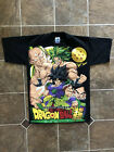 Dragon Ball Z Super Broly Size Small S All Over Print Vintage Style Bootleg